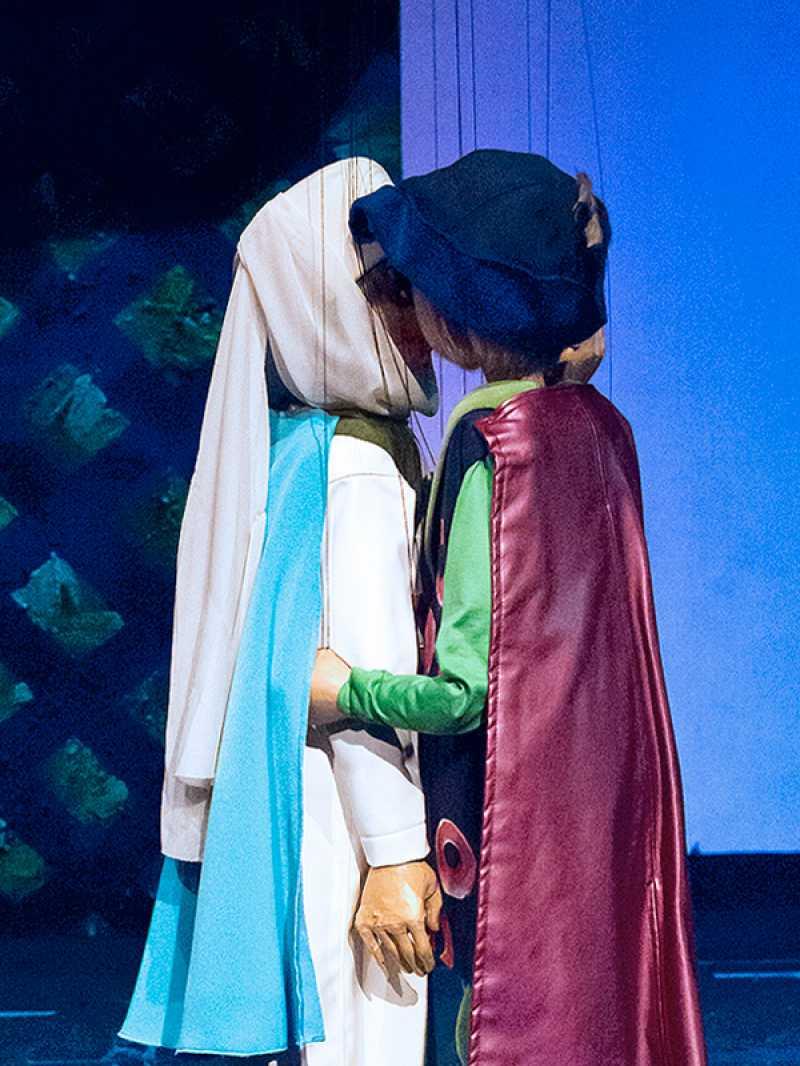 Il teatro di Gianni e Cosetta Colla